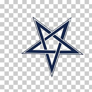Pentagram Sigil Of Baphomet Wicca Satanism PNG