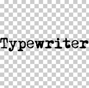 Old Typewriters Typography Open-source Unicode Typefaces Font PNG