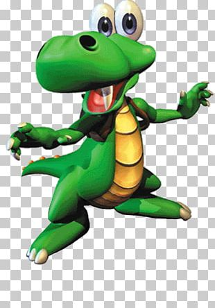 Croc: Legend Of The Gobbos Croc 2 PlayStation Video Game Walkthrough PNG