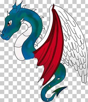 Dragon Devil Angel PNG