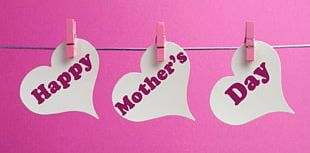 Mother's Day Gift Woman Family PNG