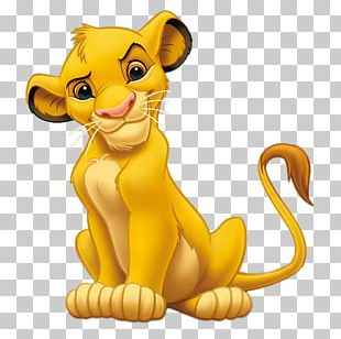 The Lion King Simba Mufasa Nala PNG