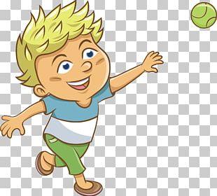 Ball Boy PNG