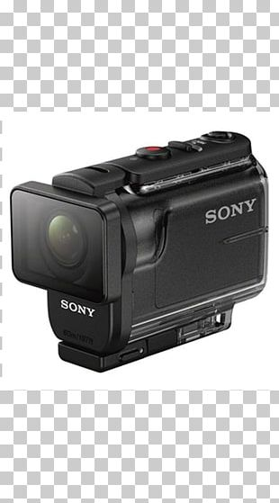 Sony Action Cam HDR-AS50 Action Camera Video Cameras PNG