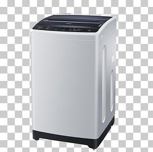 Washing Machine Haier Home Appliance PNG
