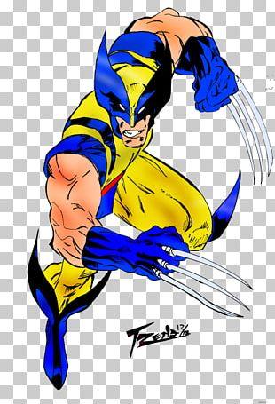 Wolverine Sabretooth Professor X X-Men Comics PNG