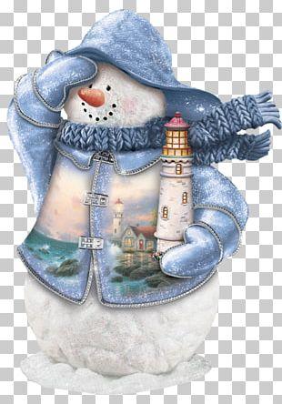 GIF Snowman Christmas Day PNG