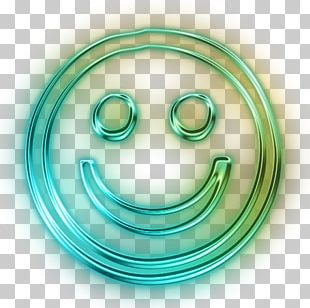 Smiley Computer Icons Desktop Face Neon Sign PNG