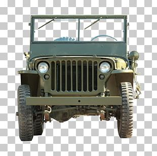 Willys Jeep Truck Willys MB Car Jeep Wrangler PNG