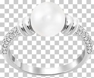Swarovski AG Ring Size Jewellery Pearl PNG