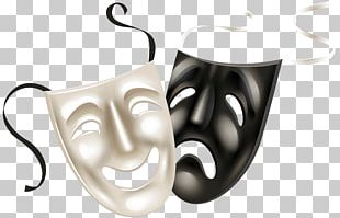 Theatre Mask Drama PNG
