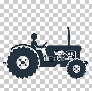 Tractor Agriculture Agricultural Machinery PNG