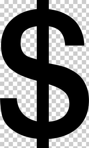 Dollar Sign United States Dollar Currency Symbol Computer Icons PNG