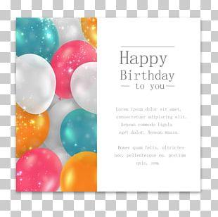 Birthday Cake Wedding Invitation Wish Happy Birthday To You PNG