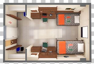Dormitory House Room University Student PNG