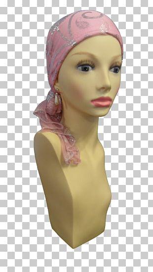Pink M Chin RTV Pink Hat PNG