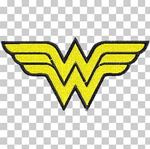 Wonder Woman Logo DC Comics Superhero PNG