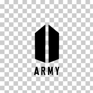 BTS Sticker Army Logo BigHit Entertainment Co. PNG