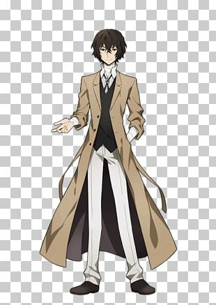 Bungo Stray Dogs Suicide 書き下ろし Skill Anime PNG