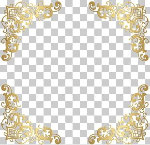 Decorative Corners Borders And Frames PNG