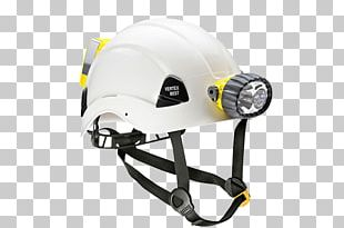 Motorcycle Helmets Petzl Light-emitting Diode Headlamp PNG