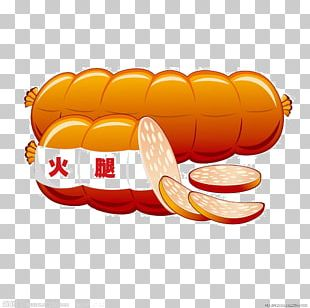 Sausage Ham Steak Meat Bacon PNG