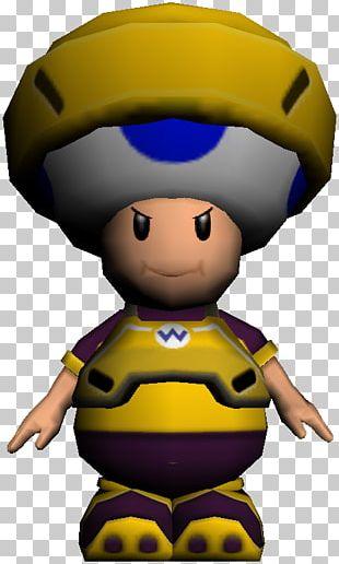 Toad Super Mario Bros. 3 Luigi PNG