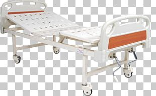Hospital Bed Semi-Fowler's Position Operating Table PNG