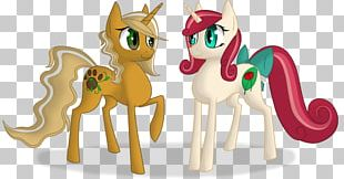 Horse Animal Legendary Creature Animated Cartoon PNG