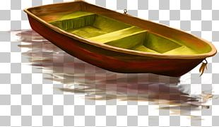 Boat Canoe Ship PNG