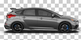 2017 Ford Focus ST Ford Motor Company 2017 Ford Focus RS Car PNG