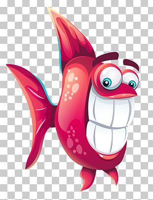 Fish Cartoon DirectDraw Surface PNG