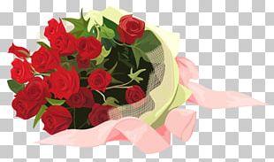 Flower Bouquet Valentine's Day PNG