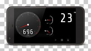 Head-up Display Android PNG