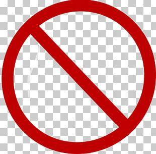 No Symbol Sign PNG