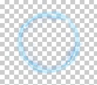 Blue Turquoise Sky Circle Font PNG