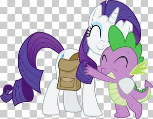 Rarity Spike Rainbow Dash Twilight Sparkle Applejack PNG