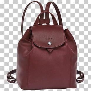 Longchamp 'Le Pliage' Backpack Longchamp 'Le Pliage' Backpack Bag PNG