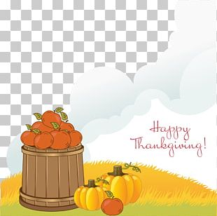 Thanksgiving Autumn Harvest Festival PNG