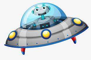 Alien Ufo PNG