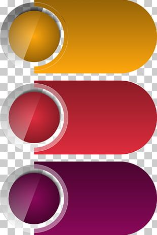 Hand Painted Color PPT PNG