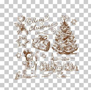 Christmas Tree Christmas Ornament Illustration PNG