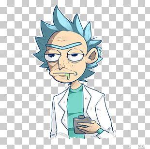 Rick Sanchez Homo Sapiens Rick And Morty Art PNG