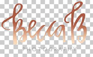 Becca B Photography Logo Photographer Wedding Photography PNG
