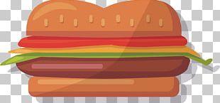 Hamburger Hot Dog French Fries Fast Food PNG
