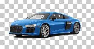 2018 Audi TT RS Sports Car 2018 Audi R8 PNG