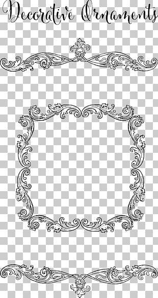 Frames Ornament Decorative Arts PNG