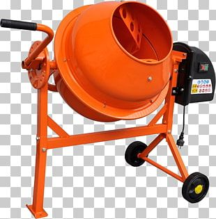 Cement Mixers Material Concrete Masonry Architectural Engineering PNG