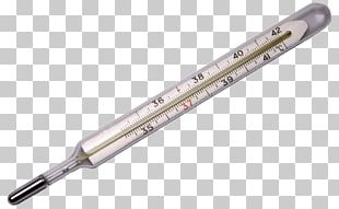 Classic Medical Thermometer PNG