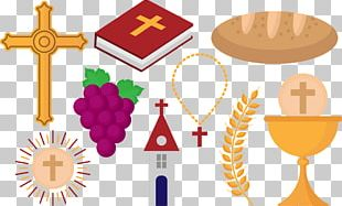 Euclidean Eucharist Plot Illustration PNG